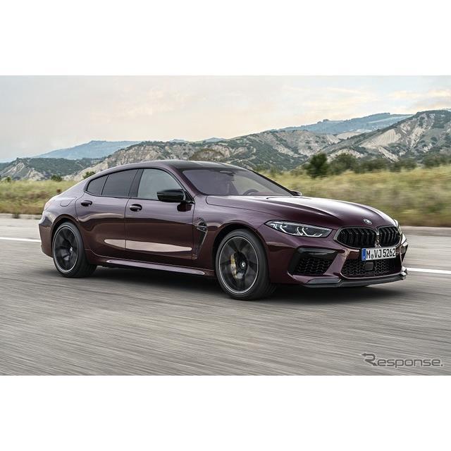 ビー・エム・ダブリュー(BMWジャパン)は、BMWクーペの最上級モデル『8シリーズ グランクーペ』に、高性能...