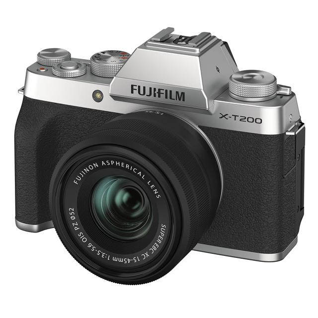 AFや動画性能が向上したミラーレスカメラ「X-T200」