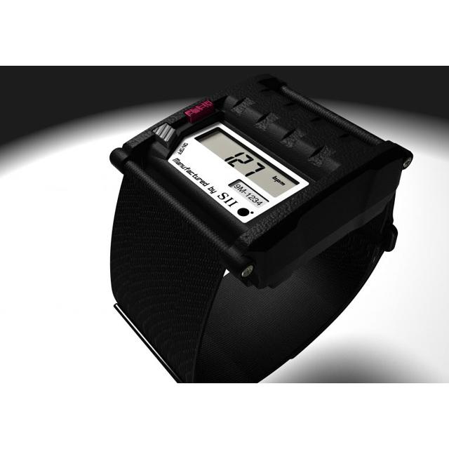 時計型バイタルセンサ