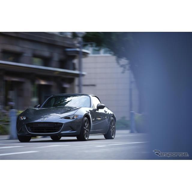 マツダ(Mazda)の米国部門は1月28日、『MX-5ミアータ』(日本名:『ロードスター』に相当)の2020年モデル...