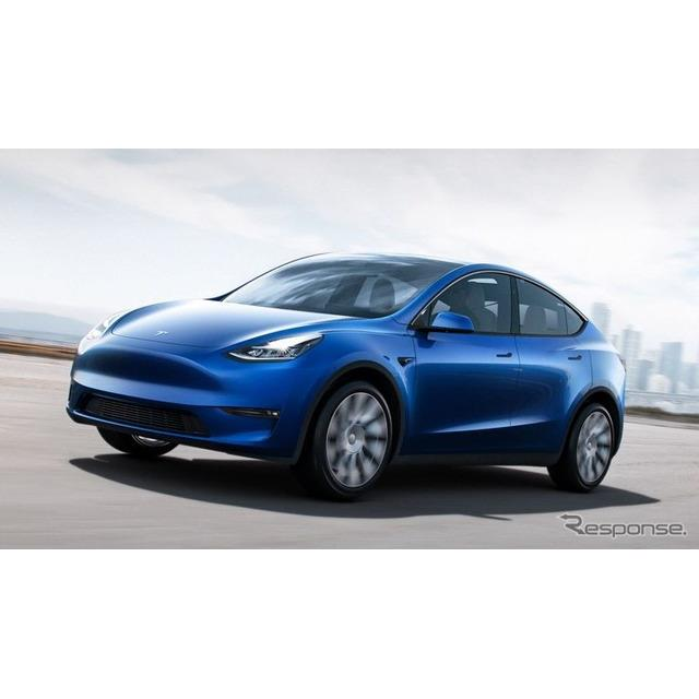 テスラは1月29日、新型EVの『モデルY』(Tesla Model Y)の納車を、2020年第1四半期(1〜3月)の終わりまで...