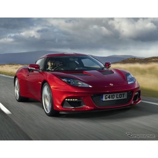 ロータスカーズは、『エヴォーラ』(Lotus Evora)の欧州仕様に、「GT410」を設定すると発表した。  エヴ...