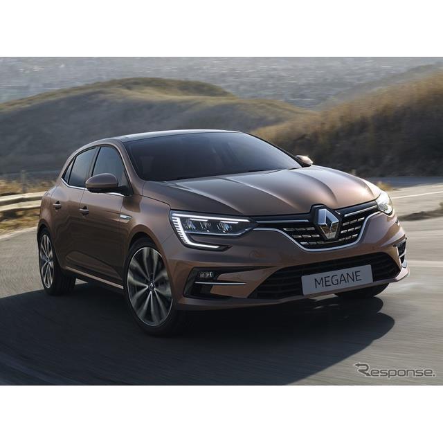 ルノーは2月3日、改良新型『メガーヌ』(Renault Megane)を欧州で発表した。ハッチバックとワゴンの「スポ...