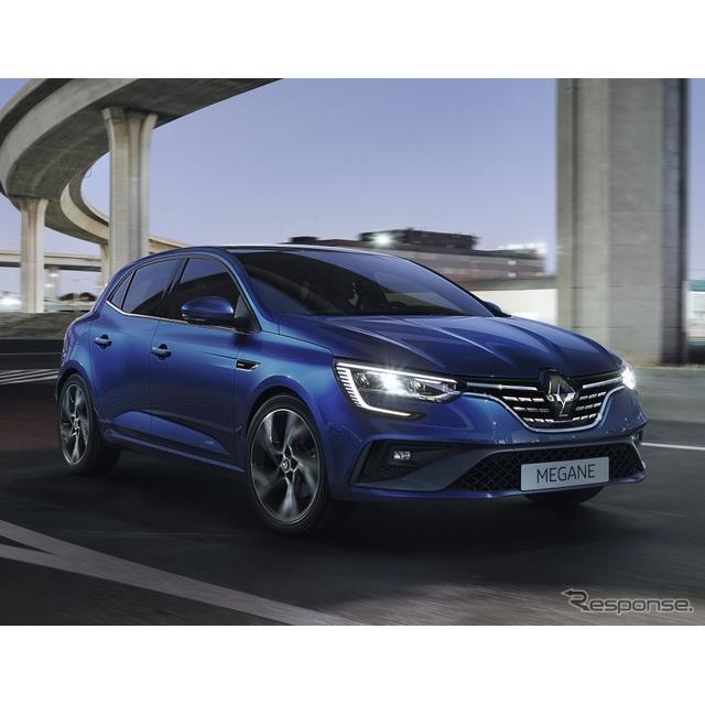 ルノーは、改良新型『メガーヌ』(Renault Megane)に、欧州で「R.S.ライン」を設定すると発表した。  ◆...
