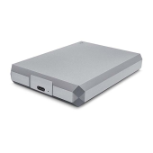 LaCie Mobile Drive USB-C Space Grey