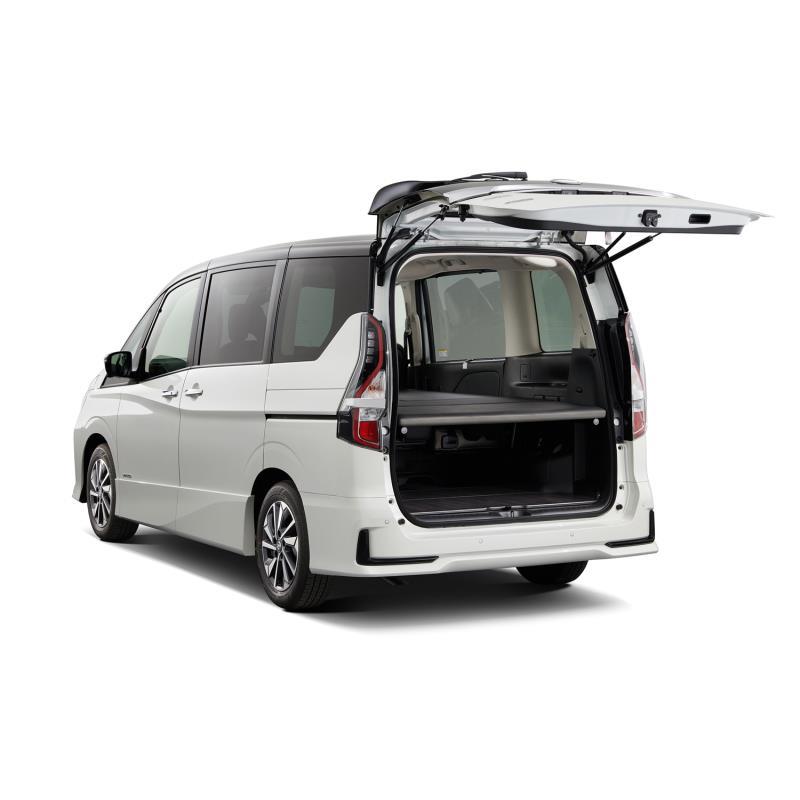 日産自動車の関連会社であるオーテックジャパンは2020年2月10日、ミニバン「日産セレナ」に車中泊仕様の「...