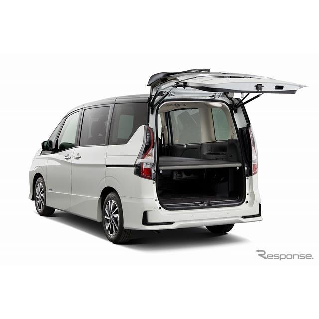 日産自動車の関連会社であるオーテックジャパンは、車中泊ニーズに対応する日産『セレナ・マルチベッド』を...