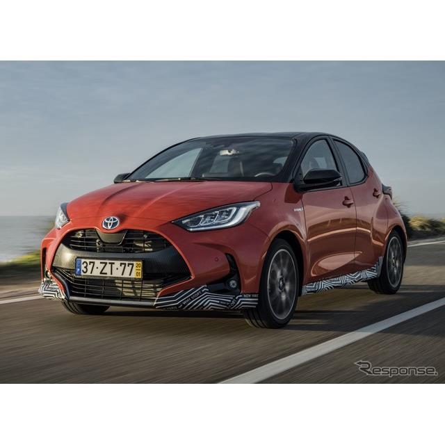 トヨタ自動車の欧州部門は2月10日、新型『ヤリス』(Toyota Yaris)の欧州仕様車の詳細を発表し、最新の画...