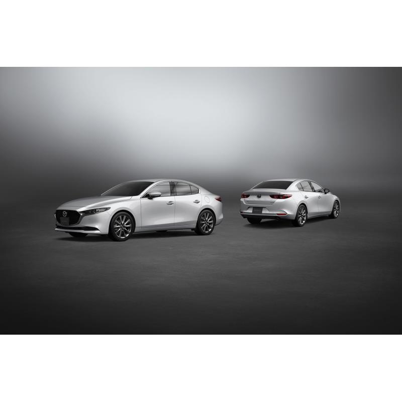 マツダは2020年2月13日、「マツダ3」の2リッターガソリンエンジン「SKYACTIV-G 2.0」搭載車に4WDモデルを追...