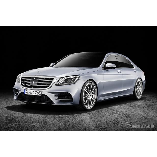 ダイムラーは2月11日、2019年通期決算発表会において、次期メルセデスベンツ『Sクラス』(Mercedes-Benz S-...