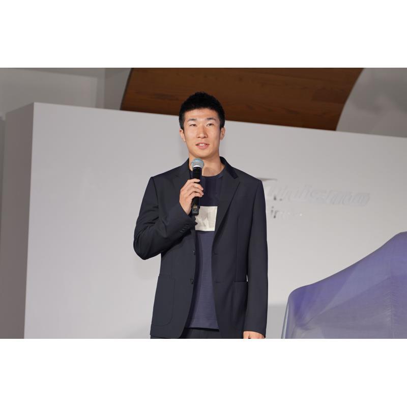マセラティ ジャパンは2020年2月18日、陸上競技の桐生祥秀選手を同社のブランドアンバサダーに迎えたと発表...