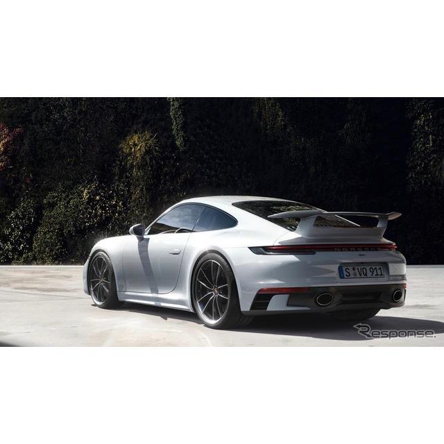ポルシェは2月17日、カスタマイズプログラムの「ポルシェ エクスクルーシブ」が、新型『911』(Porsche 911...