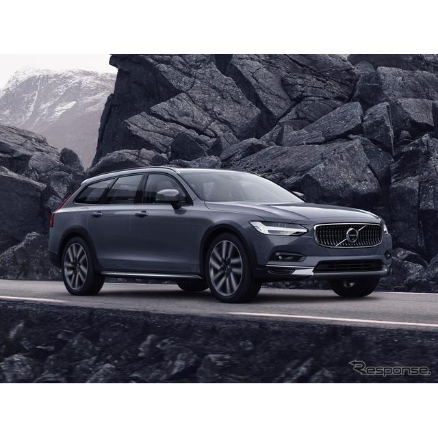 ボルボカーズ(Volvo Cars)は2月21日、『V90』と『V90クロスカントリー』の改良新型を欧州で発表した。 ...