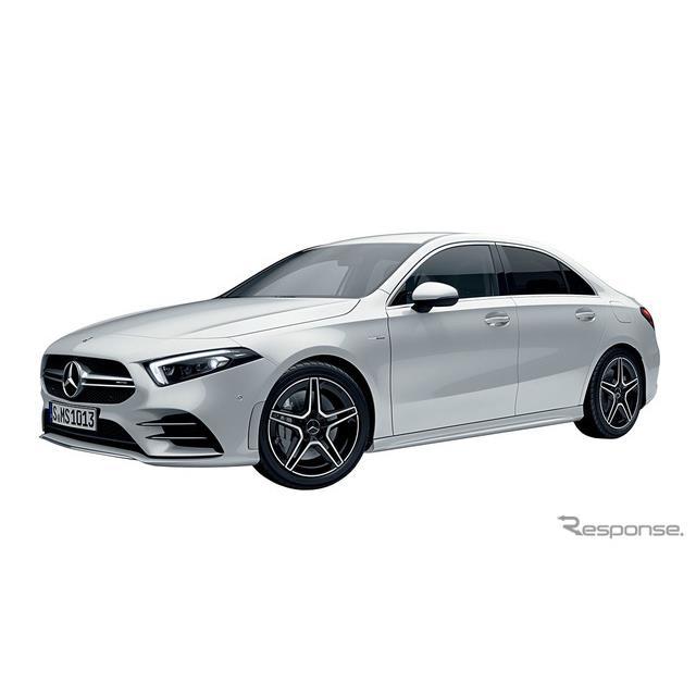メルセデス・ベンツ日本は、新型『Aクラスセダン』(Mercedes-Benz A-Class)に、クリーンディーゼル搭載モ...