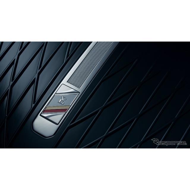 DSの新型車のティザーイメージ