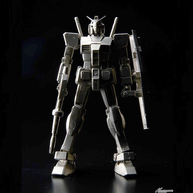 ガンダリウム合金モデル 1/144 スケール RX-78-2 ガンダム