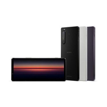 ソニー Xperia初の5G対応スマホ「Xperia 1 II」