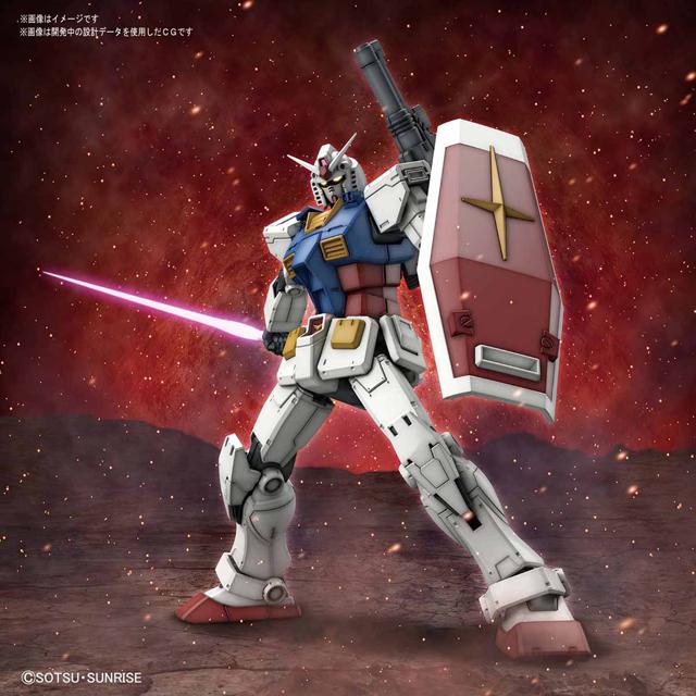 「HG 1/144 RX-78-02 ガンダム(GUNDAM THE ORIGIN版)」