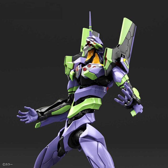 「RG 汎用ヒト型決戦兵器 人造人間エヴァンゲリオン初号機」