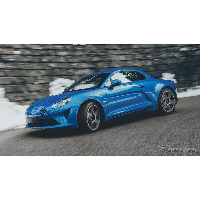 ルノー傘下のアルピーヌは2月28日、アルピーヌ『A110』(Alpine A110)の限定車2モデルを3月3日、公式「You...