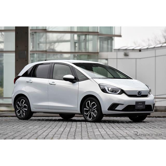 2月14日に販売を開始したホンダの主力コンパクトカー『フィット』。4代目となる新型は「心地よさ」をテーマ...