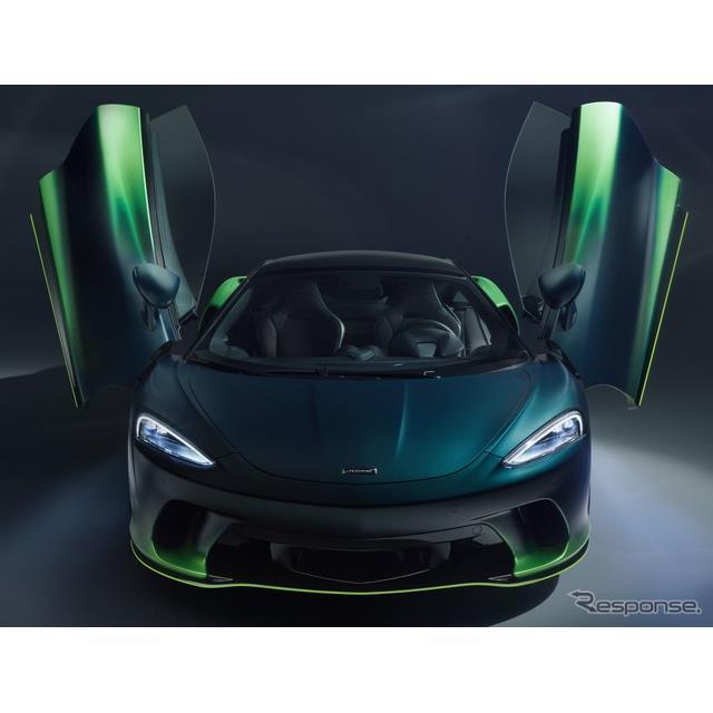 マクラーレンオートモーティブは3月2日、マクラーレン『GT』(McLaren GT)の最新「MSO」 仕様を発表した。...