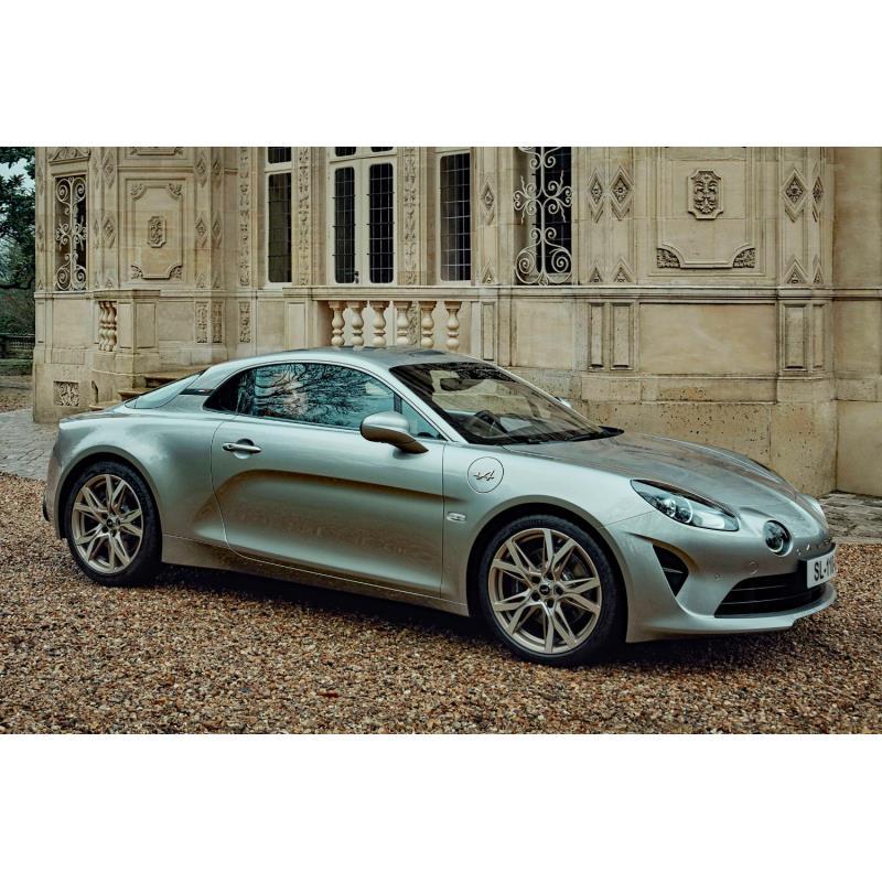 アルピーヌ・ジャポンは2020年3月4日、仏本国で発表された「アルピーヌA110」の限定モデル「リネージGT」「...