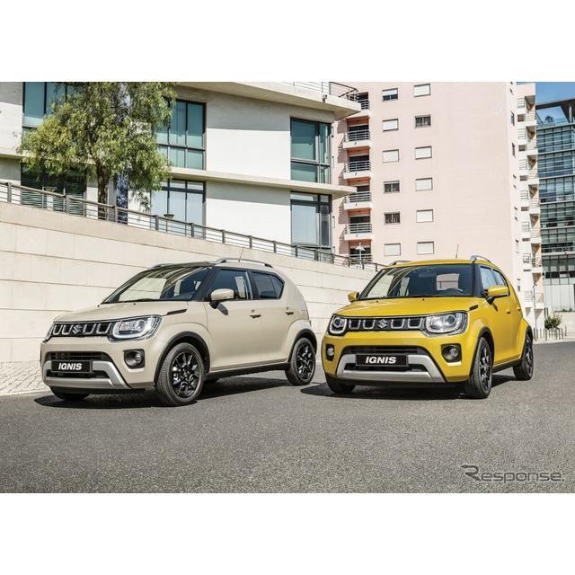 スズキの欧州部門は3月3日、改良新型『イグニス』(Suzuki IGNIS)の欧州仕様車を発表した。  イグニスは...