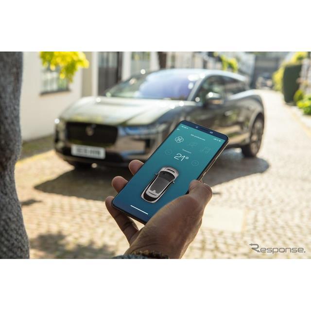 ジャガーカーズは3月3日、ジャガー初の市販EVの『I-PACE』(Jaguar I-PACE)によるハイヤーサービスを、英...