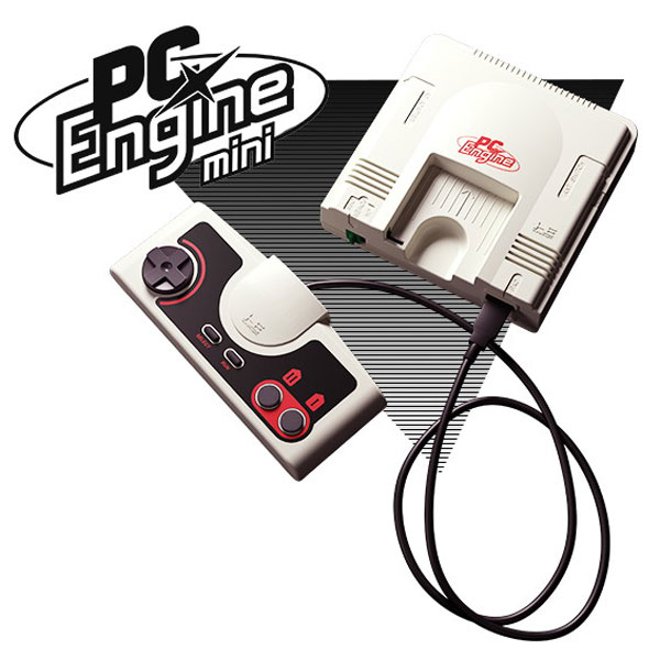「PCエンジン mini」