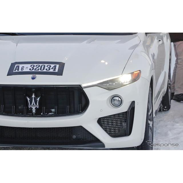マセラティのクロスオーバーSUV『レヴァンテ』の高性能モデル『レヴァンテ トロフェオ』に大きな変化が訪れ...
