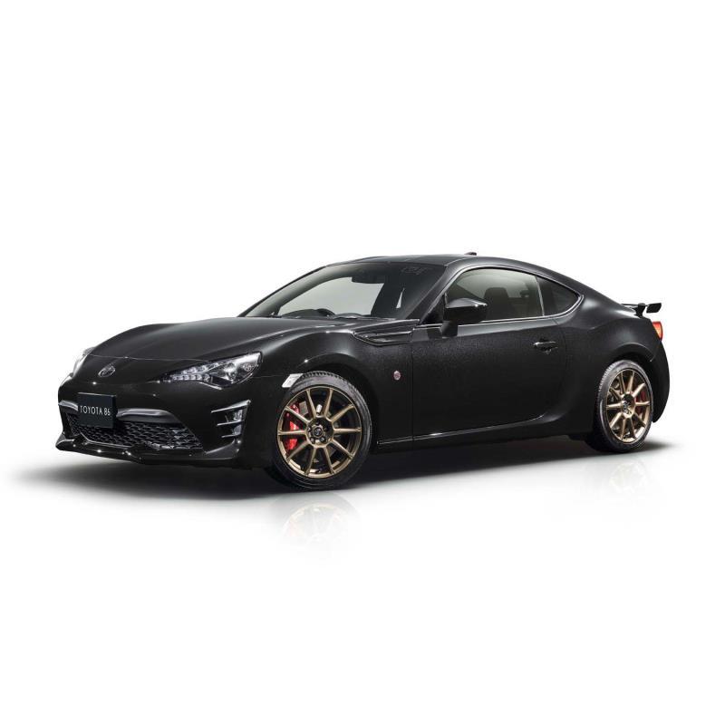 """トヨタ自動車は2020年3月12日、FRスポーツカー「86(ハチロク)」の限定車「GT""""BLACK LIMITED(ブラックリ..."""