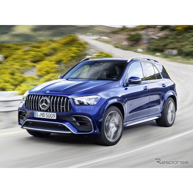 メルセデスベンツは3月12日、新型メルセデスAMG『GLE63 4MATIC+』(Mercedes-AMG GLE 63 4MATIC+)の受注を...