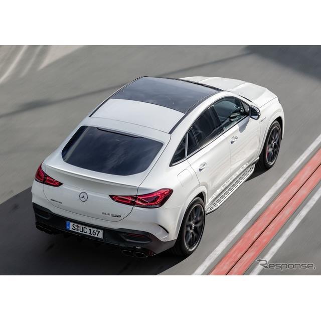 メルセデスベンツは、新型メルセデスAMG『GLE63 4MATIC+クーペ』(Mercedes-AMG GLE 63 4MATIC+Coupe)の受...