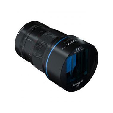 「50mm f1.8 1.33X アナモルフィックレンズ」