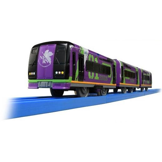 「ぼくもだいすき!たのしい列車シリーズ エヴァンゲリオン特別仕様ミュースカイ」