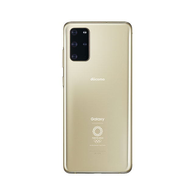 Galaxy S20+ 5G Olympic Games Edition SC-52A