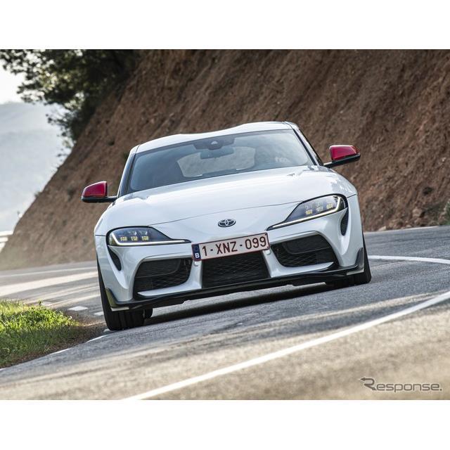 トヨタ自動車の欧州部門は、『GRスープラ2.0』(Toyota GR Supra 2.0)の欧州導入記念モデル、「富士スピー...