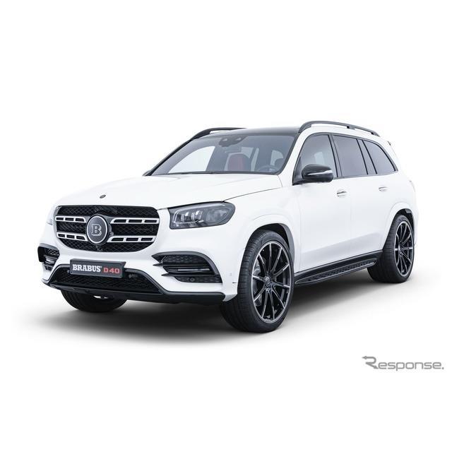 ブラバス(BRABUS)は、メルセデスベンツブランドの最上級SUV、『GLS』新型向けのカスタマイズプログラムを...