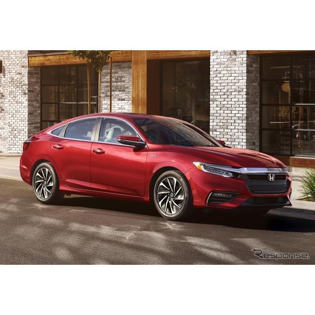 ホンダの米国部門は3月23日、『インサイト』(Honda Insight)の2021年モデルを発表した。3月24日に販売を...