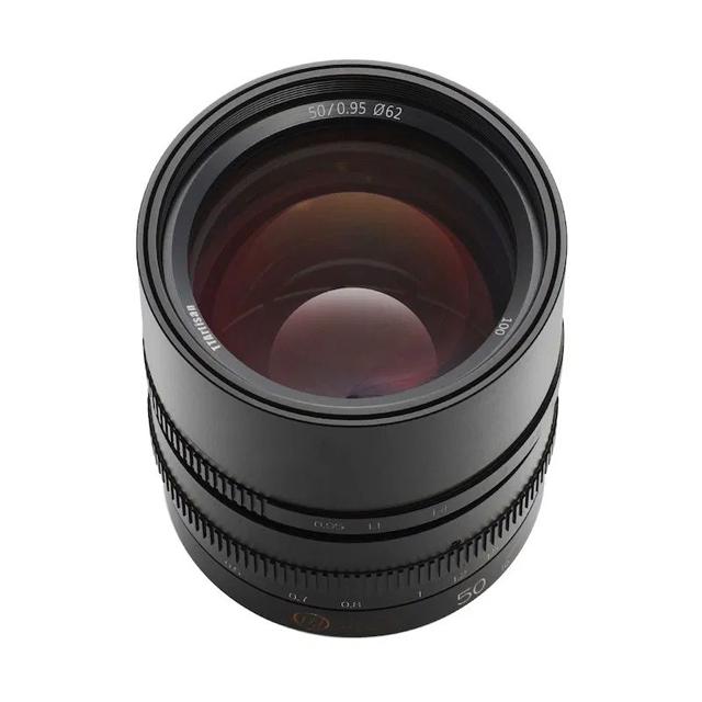 「50mm f/0.95」