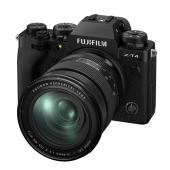 「FUJIFILM X-T4」