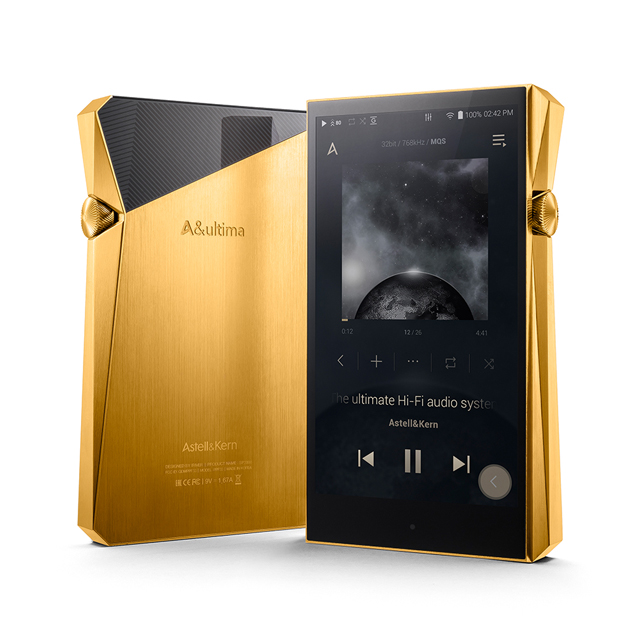 A&ultima SP2000 Vegas Gold AK-SP2000SS-VG
