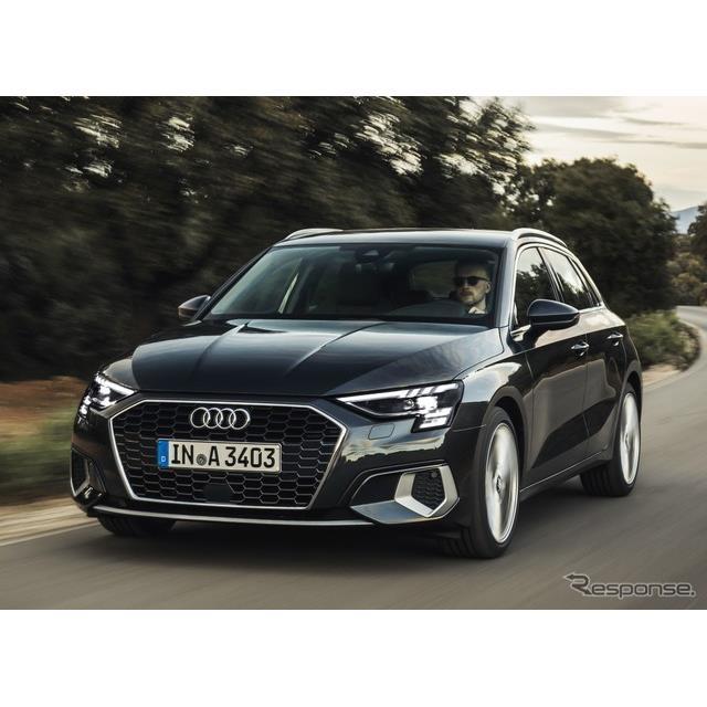 アウディは3月30日、新型『A3スポーツバック』(Audi A3 Sportback)の欧州納車を、5月から開始すると発表...