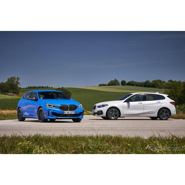 ビー・エム・ダブリュー(BMWジャパン)は、『1シリーズ』新型に、環境性能の高いクリーンディーゼルエンジ...