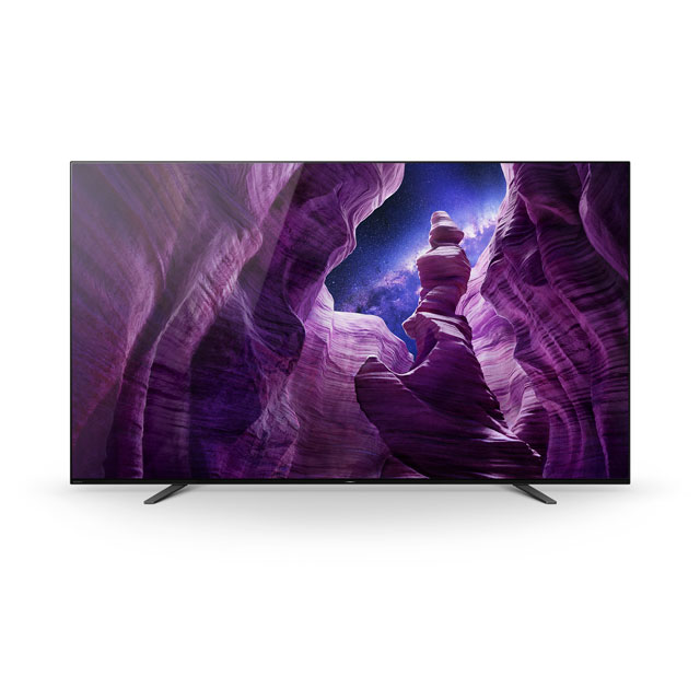ソニーが新4K有機ELテレビを発表 48V型など