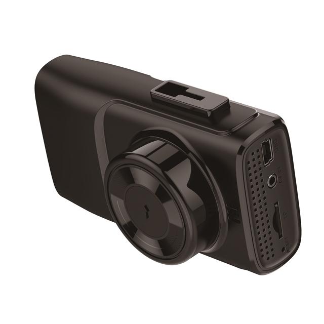 ドンキ、税別7,980円の前後2カメラ一体型ドラレコ