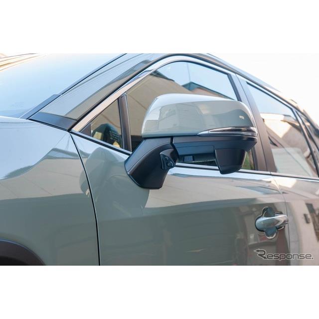 データシステムは、車種別サイドカメラキットシリーズにトヨタ『RAV4』新型用を追加し、4月15日より販売を...