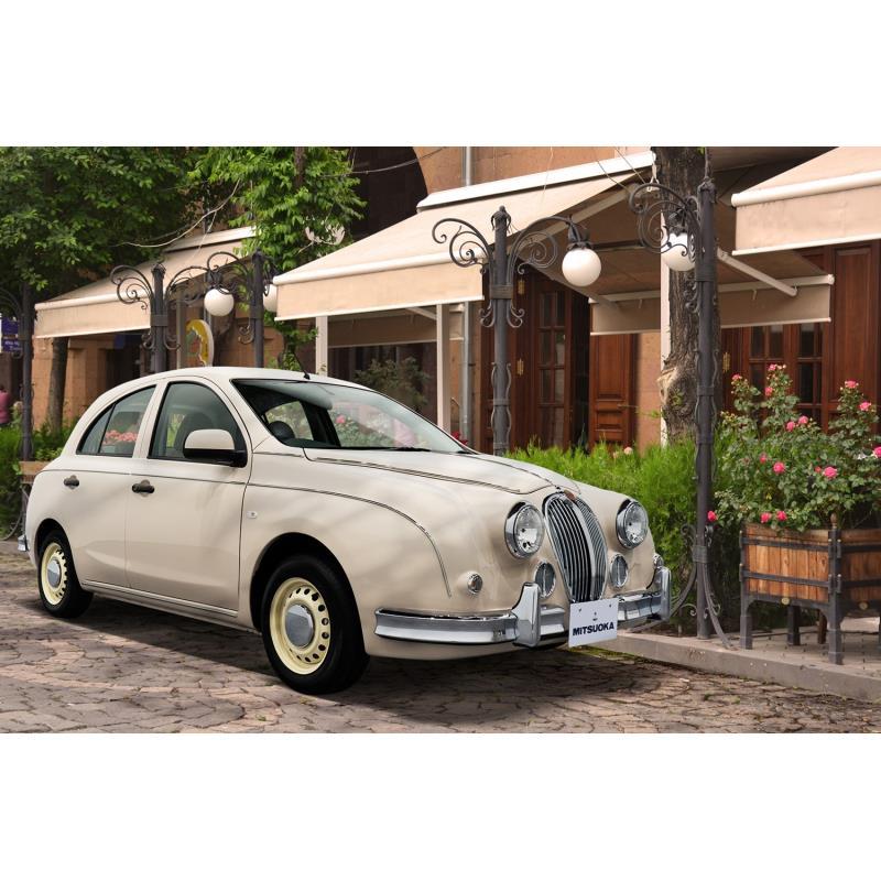 光岡自動車は2020年4月16日、コンパクトセダン「ビュート」およびハッチバック車「ビュートなでしこ」に特...