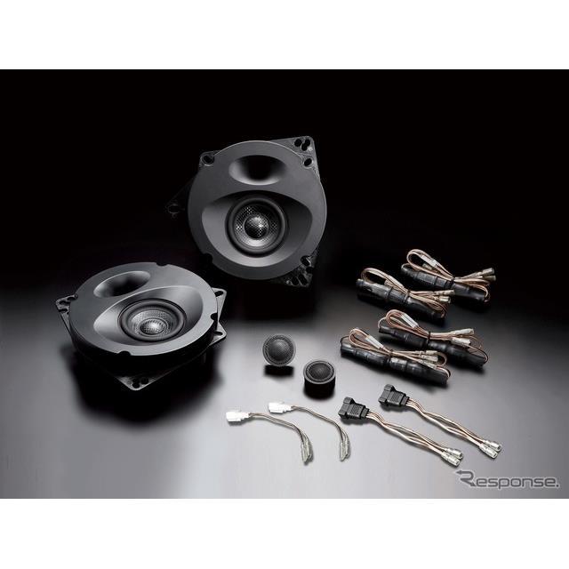 ソニックデザインは、エンクロージュア一体型の車種別スピーカーパッケージ「ソニックプラス」シリーズの新...